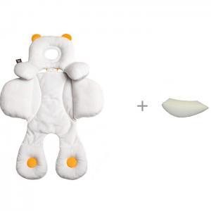 Вкладыш в автолюльку и Анатомическая подушка-вкладыш РrotectionBaby BenBat