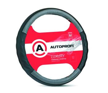 Оплётка руля Luxury размер М AP-1070 Autoprofi
