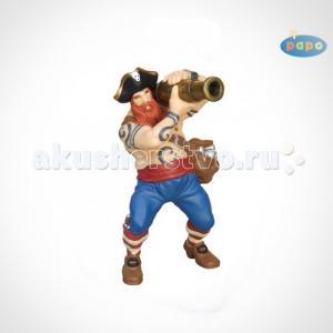 Игровая фигурка Пират Канонир Papo