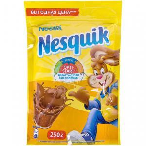 Какао  Nesquik, 250 г, 1 шт Nestle