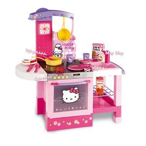 Кухня Hello Kitty Smoby