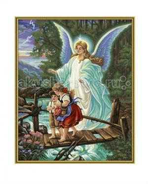 Картина по номерам Ангел 40х50 см Schipper