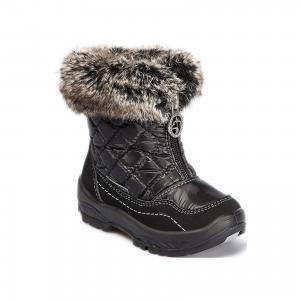 Утепленные сапоги Alaska Originale. Цвет: черный