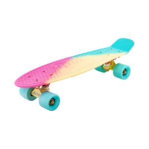 Круизер  Malibu, цвет: розовый/мятный Ridex