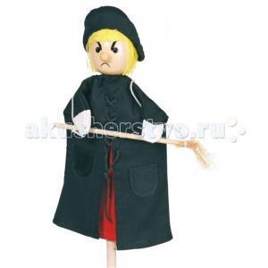 Кукла на руку Ведьма Goki