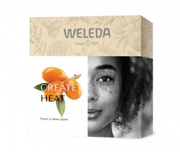 Подарочный набор Create heat Weleda