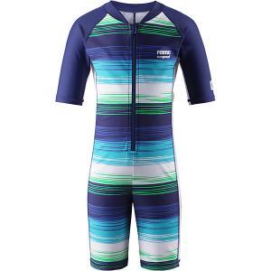 Купальный костюм Galapagos Reima. Цвет: синий