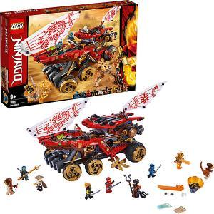Конструктор  Ninjago 70677: Райский уголок LEGO