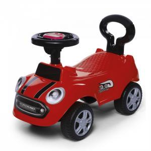 Каталка  Speedrunner музыкальный руль Baby Care