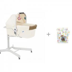 Колыбель  стульчик 3000 Elite 5 в 1 с комплектом Daisy Машинки Simplicity