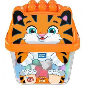 Конструктор  Животные Тигр Mega Bloks