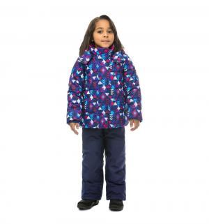 Комплект куртка/брюки  Воды Маккензи, цвет: фиолетовый Premont