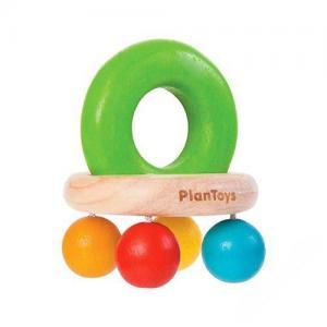 Деревянная игрушка  погремушка Колокольчик Plan Toys
