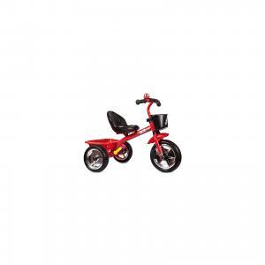 Трехколесный велосипед  Голден Люкс, 10/8, красный Zilmer. Цвет: красный