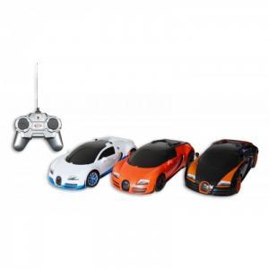 Машина на радиоуправлении Bugatti Veyron Grand Sport Vitesse 1:18 Rastar