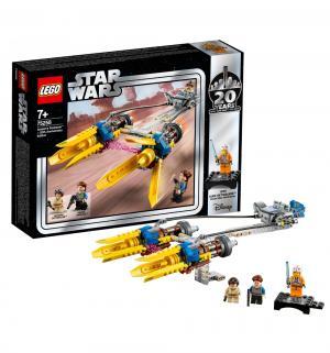 Конструктор  Star Wars 75258 Гоночный под Энакина LEGO