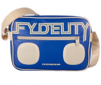 Сумка  Shoulder Bag цвет: синий Fydelity