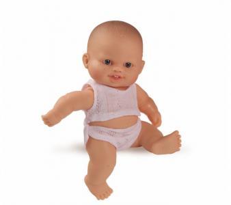 Кукла пупс в нижнем белье 22 см 01007 B Paola Reina