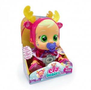 Cry Babies Плачущий младенец Rosie 31 см IMC toys