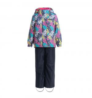 Комплект куртка/брюки  Сады Ла-Мориси, цвет: серый Premont