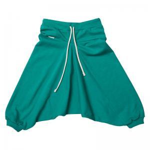 Брюки  Изумруд, цвет: зеленый Bambinizon
