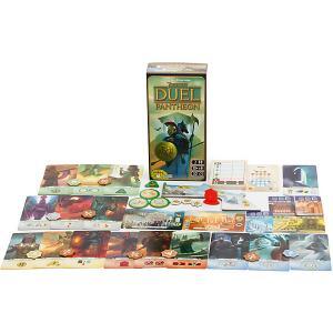 Настольная игра Стиль жизни 7 Чудес: Дуэль - Пантеон Asmodee