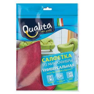 Салфетка из микрофибры QUALITA универсальная Cotton Club
