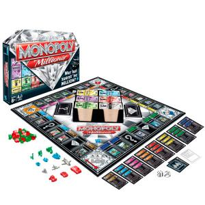 Настольная игра Hasbro Monopoly