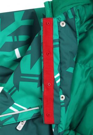 Комбинезон утепленный Tec Suo, цвет: зеленый Reima