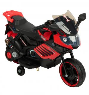 Мотоцикл  LQ-158, цвет: красный Weikesi
