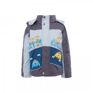Куртка для мальчика DAUBER. Цвет: синий