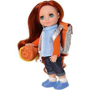 Кукла  Ася Приключения в горах, 26 см Весна. Цвет: разноцветный