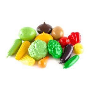 Игровой набор  Большой овощей 30 x 22 18 см Пластмастер