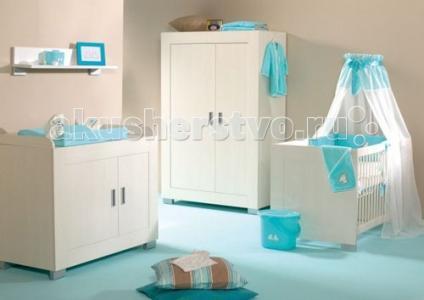 Балдахин для кроватки  Pompon Anel