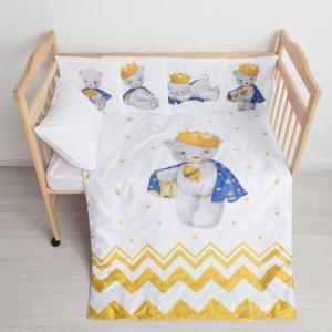 Постельное белье  Принц Митчелл (3 предмета) Крошка Я