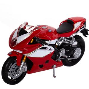 Мотоцикл  Cycle Display Za SZT, 1:18 Bburago