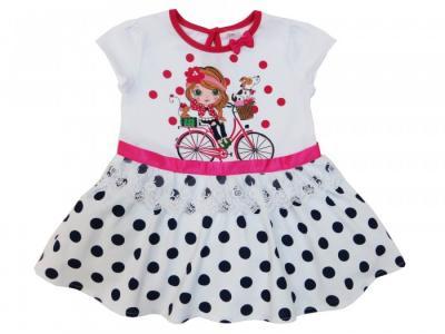 Платье с пышной юбкой Каникулы Мари Soni Kids