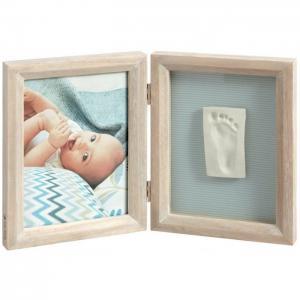 Рамочка двойная с отпечатком 3601098300 Baby Art