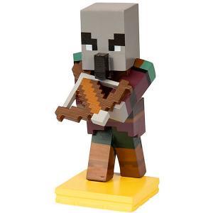 Фигурка  Adventure figures Pillager 4 серия, 10 см Minecraft. Цвет: weiß/beige