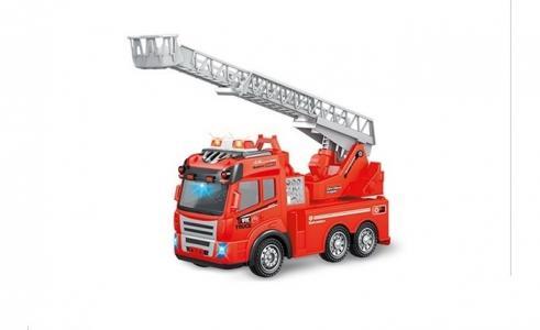 Пожарная машина на радиоуправлении IT106332 BeBoy