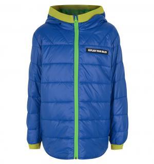 Куртка , цвет: синий Boom By Orby