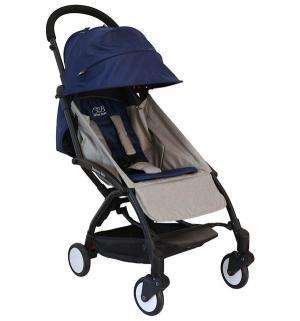 Прогулочная коляска  Mamma Mia, цвет: linen jeans Sweet Baby
