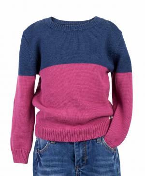 Джемпер , цвет: фиолетовый/синий Button Blue