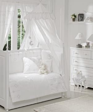 Комплект в кроватку  Luna Chic 120х60 (5 предметов) Funnababy