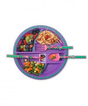 Тарелка Constructive eating