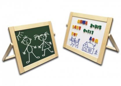 Детская магнитная доска для рисования дк-9 Тридевятое царство