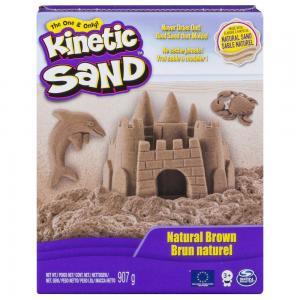 Набор для лепки  Кинетический песок натурального цвета Kinetic sand