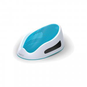 Горка для купания Bath Support голубая Angelcare. Цвет: синий