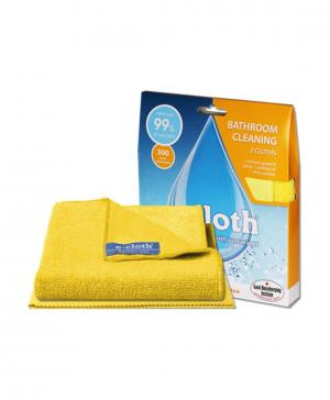 Набор из 2-х салфеток для уборки ванной E-Cloth