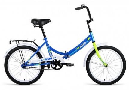Велосипед двухколесный  City 20 2019 складной Altair